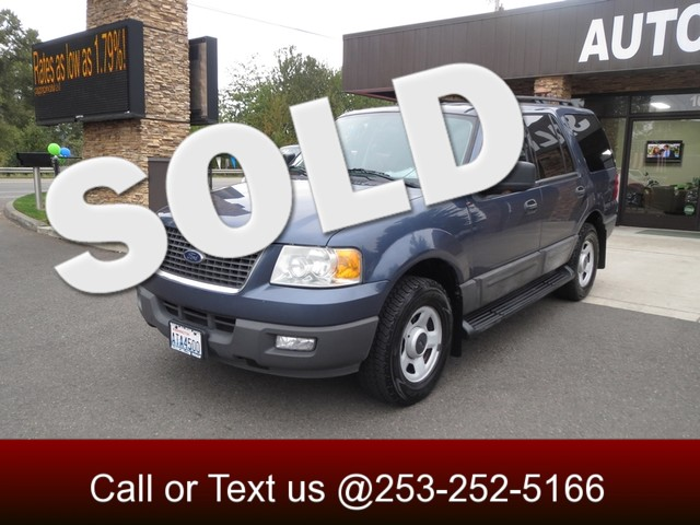 2006 Ford Expedition XLT Sport The CARFAX Buy Back Guarantee that comes with this vehicle means th