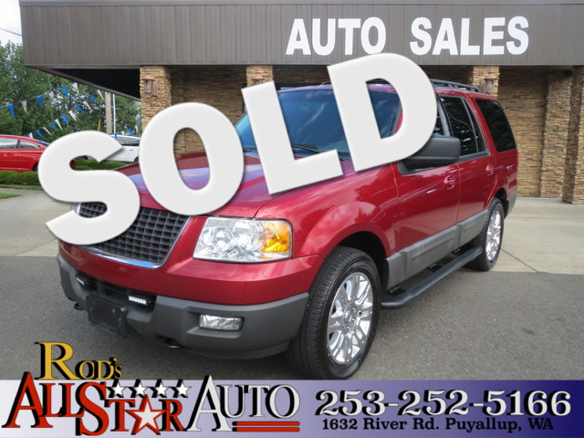2006 Ford Expedition Special Service 4WD The CARFAX Buy Back Guarantee that comes with this vehicl