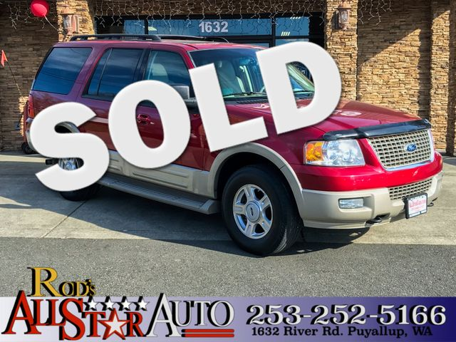 2006 Ford Expedition Eddie Bauer 4WD The CARFAX Buy Back Guarantee that comes with this vehicle me
