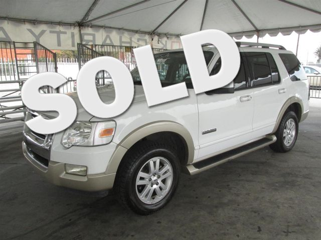 2006 Ford Explorer Eddie Bauer Please call or e-mail to check availability All of our vehicles