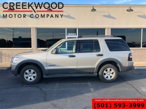 2006 Ford Explorer XLT AWD 4x4 3rd Row Low Miles 1 Owner New Tires in Searcy, AR
