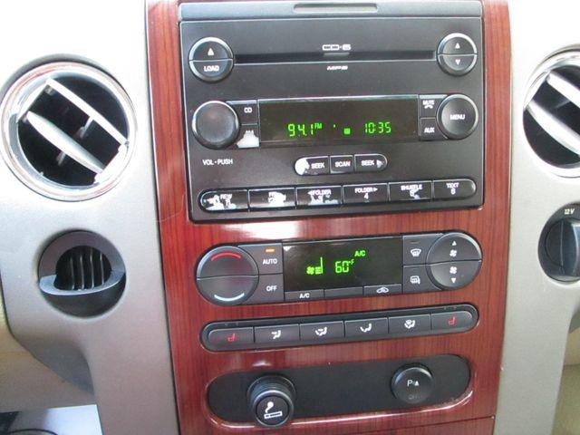 2006 Ford F-150 Clean Car Fax Service Records Lariat Plano, Texas 21