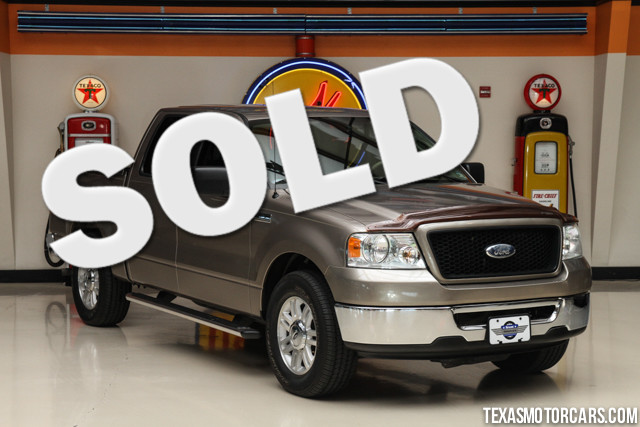 2006 Ford F-150 XLT This Clean Carfax 2006 Ford F-150 XLT is in great condition with only 65 764 m