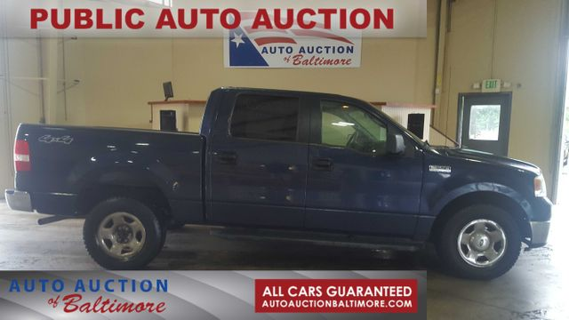 2006 Ford F-150 XLT   JOPPA, MD   Auto Auction of Baltimore  in JOPPA MD