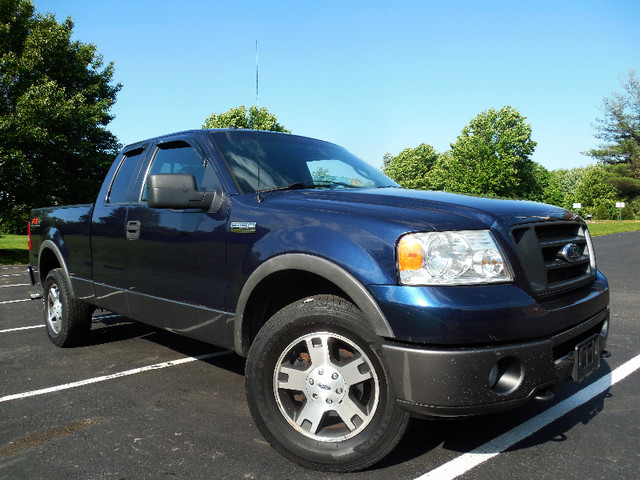 2006 Ford F-150 FX4 Leesburg, Virginia 1