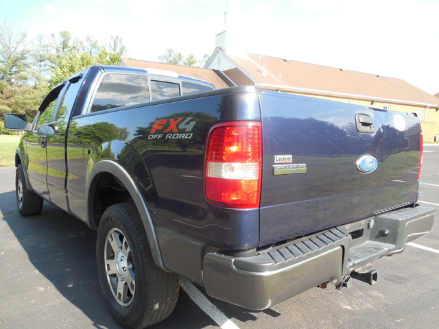 2006 Ford F-150 FX4 Leesburg, Virginia 2