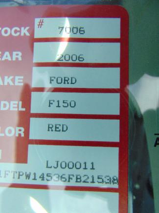2006 Ford F-150 XLT Nephi, Utah 6