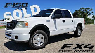2006 Ford F-150 pickup Truck f150 FX4 SUPERCREW 4x4   Palmetto, FL   EA Motorsports in Palmetto FL