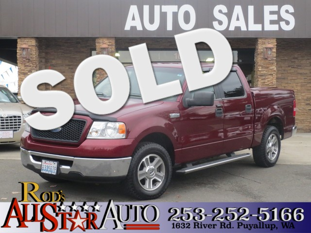 2006 Ford F-150 XLT The CARFAX Buy Back Guarantee that comes with this vehicle means that you can