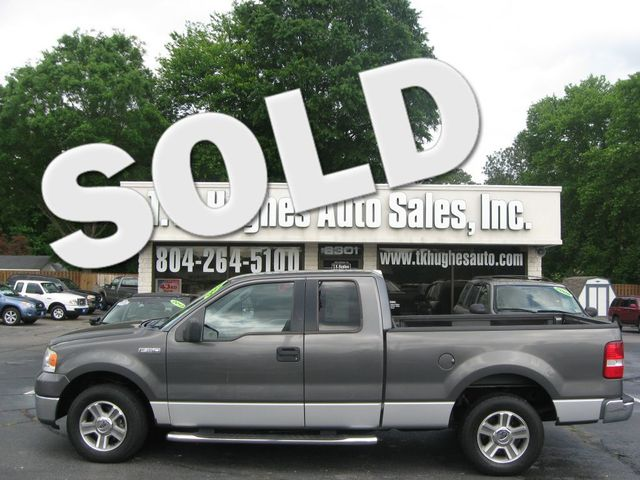 2006 Ford F-150 XLT Richmond, Virginia 0