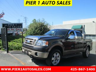 2006 Ford F-150 King Ranch Seattle, Washington
