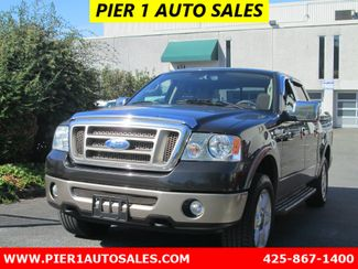 2006 Ford F-150 King Ranch Seattle, Washington 1