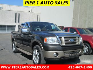 2006 Ford F-150 King Ranch Seattle, Washington 2