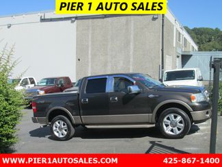 2006 Ford F-150 King Ranch Seattle, Washington 20