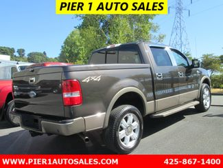 2006 Ford F-150 King Ranch Seattle, Washington 7