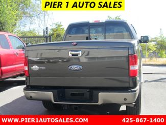 2006 Ford F-150 King Ranch Seattle, Washington 8