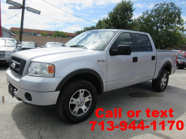 2006 Ford F-150 FX4, PRICE SHOWN IS THE DOWN PAYMENT south houston, TX 0