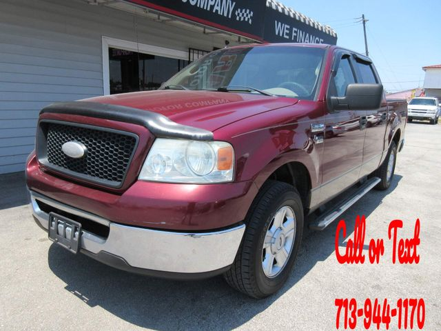 2006 Ford F-150 PRICE SHOWN IS THE DOWN PAYMENT south houston, TX 0
