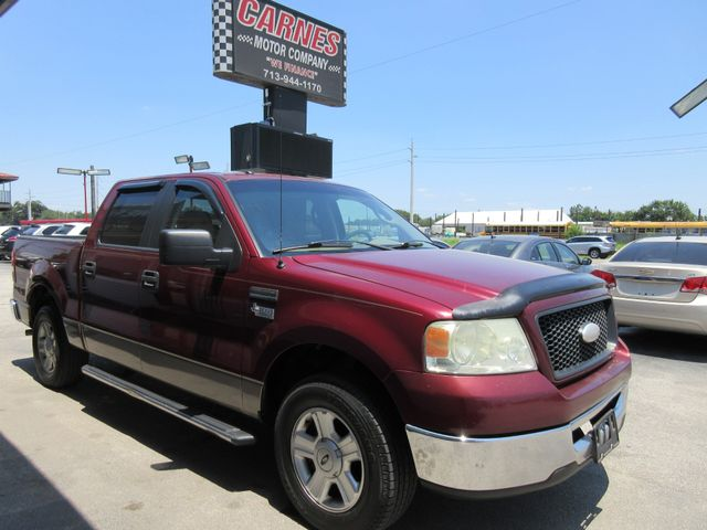 2006 Ford F-150 PRICE SHOWN IS THE DOWN PAYMENT south houston, TX 4