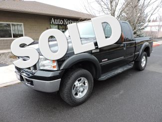 2006 Ford F-250 XLT 4x4 6.0 Powerstroke ONLY 41K Miles! SuperCab One Owner Bend, Oregon