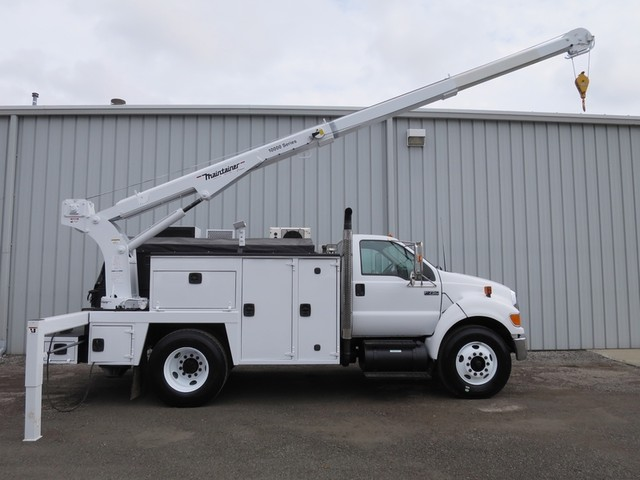 Truckpaper2018 2006 Ford F-750 XLT SERVICE UTILITY TRUCK ...