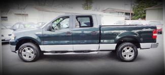2006 Ford F150 SuperCrew XLT Pickup Chico, CA 4