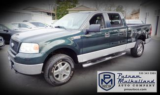 2006 Ford F150 SuperCrew XLT Pickup Chico, CA 3