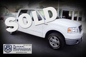 2006 Ford F150 SuperCrew XLT Pickup Chico, CA