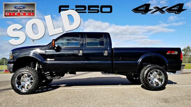 2006 Ford F250 Diesel 250 SUPER DUTY Lifted 4x4 Truck | Palmetto, FL | EA Motorsports in Palmetto FL