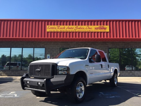 2006 Ford F250SD Lariat 4X4 in Charlotte, NC