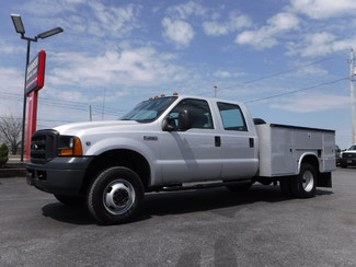 2006 Ford F350 Crew Cab 9FT Utility 4x4 in Lancaster, PA PA