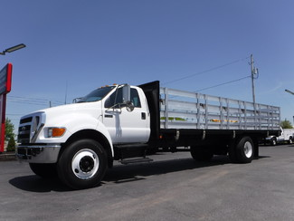 2006 Ford F750 26FT Stake Truck in Lancaster, PA PA