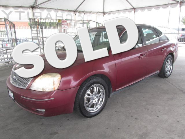 2006 Ford Five Hundred Limited Please call or e-mail to check availability All of our vehicles