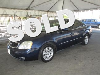 2006 Ford Five Hundred SEL Gardena, California 0