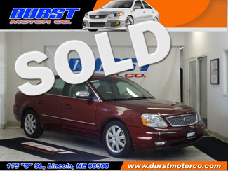 2006 Ford Five Hundred Limited Lincoln, Nebraska
