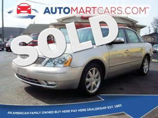 2006 Ford Five Hundred Limited | Nashville, Tennessee | Auto Mart Used Cars Inc. in Nashville Tennessee