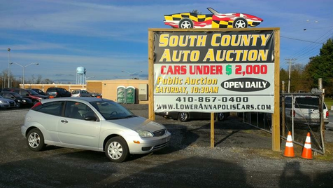 2006 Ford Focus S in Harwood, MD