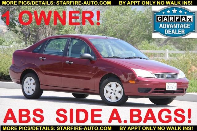 2006 Ford Focus SE Santa Clarita, CA 0
