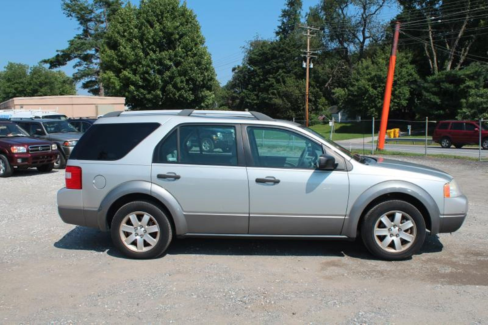 Auto Auction Md >> 2006 Ford Freestyle SE city MD South County Public Auto Auction