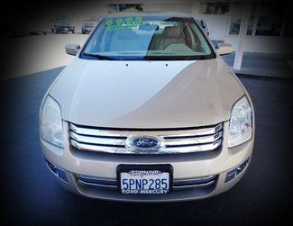 2006 Ford Fusion SEL Sedan Chico, CA 6