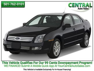 2006 Ford Fusion SEL | Hot Springs, AR | Central Auto Sales in Hot Springs AR