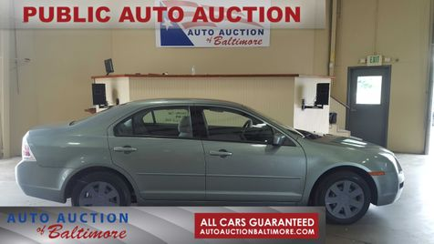 2006 Ford Fusion SE | JOPPA, MD | Auto Auction of Baltimore  in JOPPA, MD