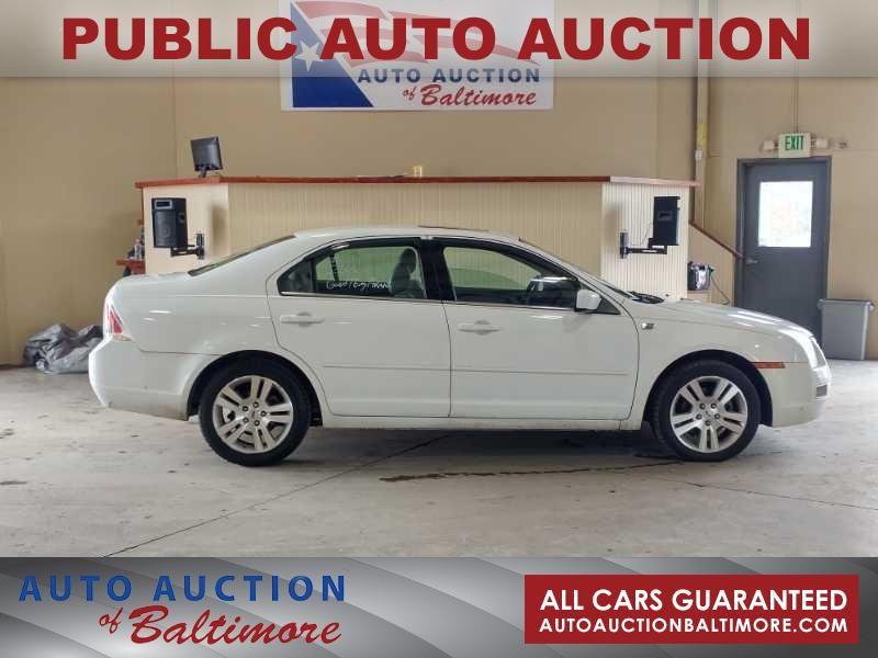 Ford Fusion SEL JOPPA MD Auto Auction Of Baltimore - 2006 fusion