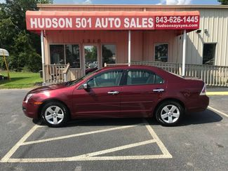 2006 Ford Fusion in Myrtle Beach South Carolina