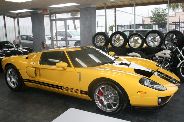2006 Ford GT All 4 Options Houston, Texas 0