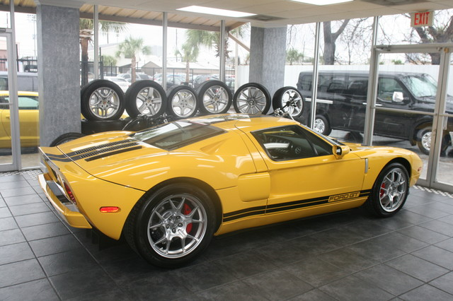 2006 Ford GT All 4 Options Houston, Texas 1