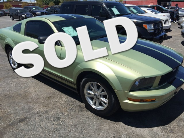 Used Cars in Las Vegas 2006 Ford Mustang