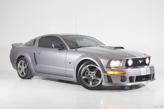 2006 ford mustang roush gt supercharged ebay. Black Bedroom Furniture Sets. Home Design Ideas