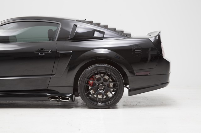 2006 ford mustang gt eleanor conversion supercharged ebay. Black Bedroom Furniture Sets. Home Design Ideas