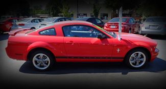 2006 Ford Mustang Deluxe Coupe Chico, CA 1
